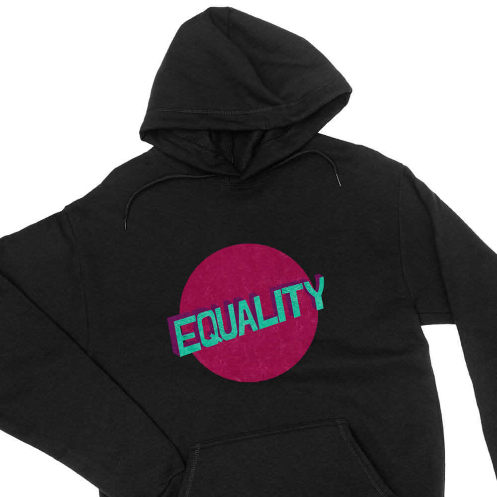 0d311323e27 Colin Kaepernick - Equality - Hoodie - Know My Rights Clothing Co.