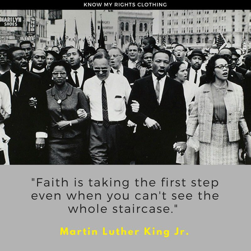 The 10 Most Inspiring Martin Luther King Jr Quotes Know My Rights
